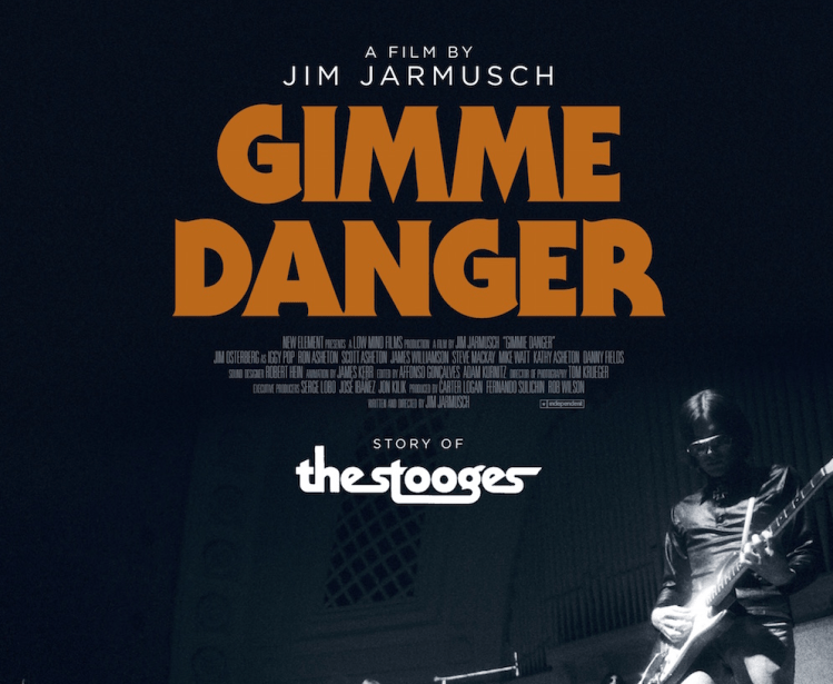 The Stooges Gimme Danger URBe