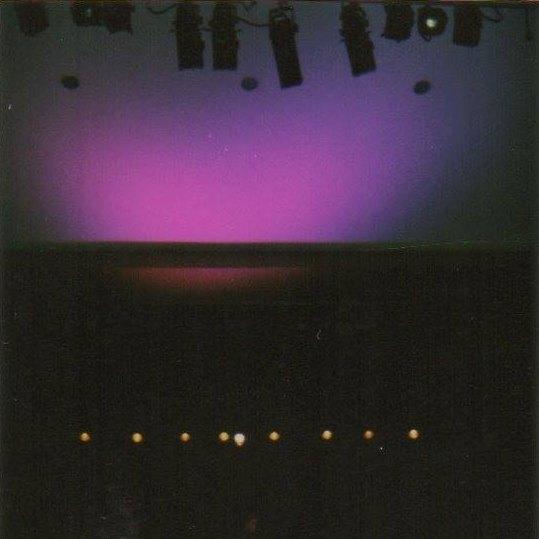 bands on Frame polaroid URBe