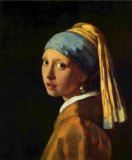 La Ragazza con l'orecchino di perla, Jan Vermeer