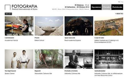 Festival fotografia Roma-2012
