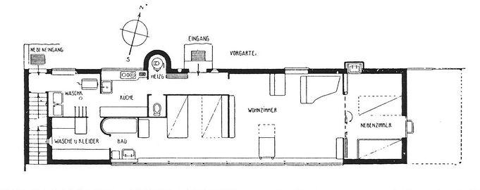 Le Corbusier - Villa Le Lac LeC Pinterest Architecture