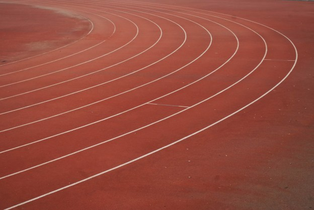 track-running-lanes