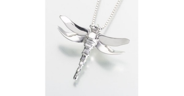 Dragonfly Cremation Jewelry Inspired By Nature Made With