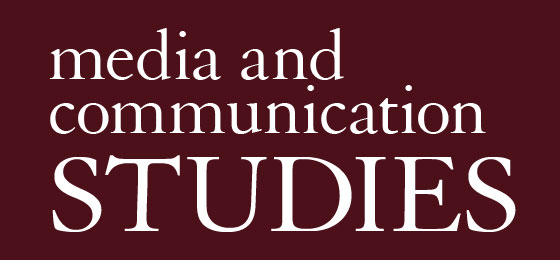 Media and Communication Studies Ursinus College