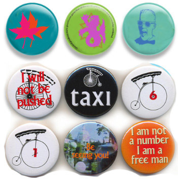 Tinplate Button Badge, Button Badge, Pin Badge, Badge Design, Name