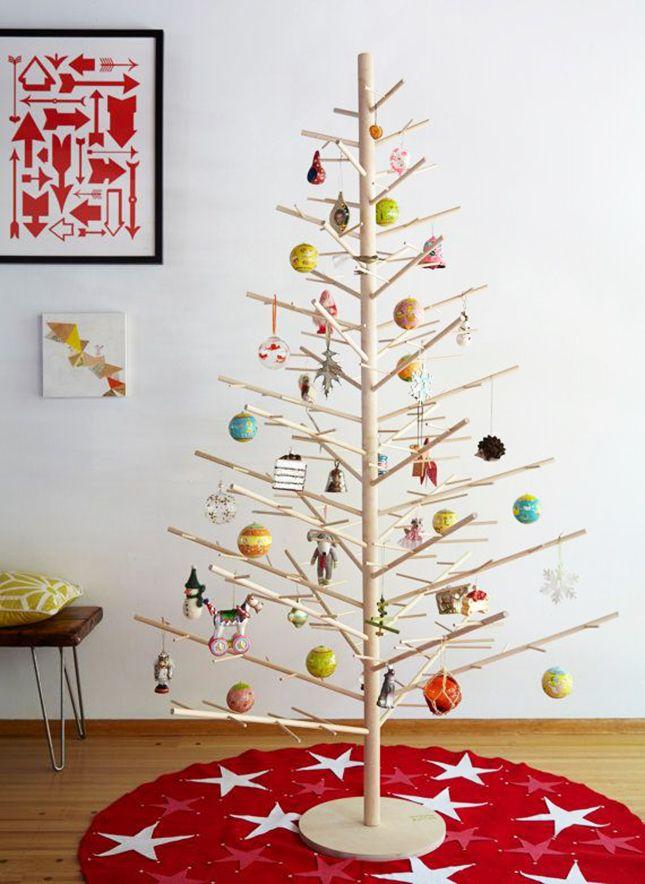22+ Contemporary Christmas Tree decorating ideas 2017 -2018 - contemporary christmas decorations