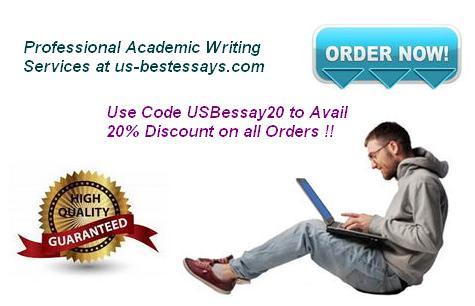 US Best Custom Essay Writing Services