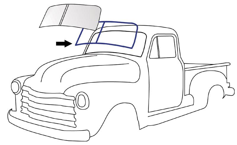 1951 gmc pickup truck