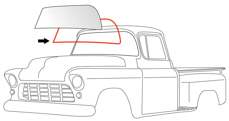 1955 Chevy Truck Drawings Online Wiring Diagram