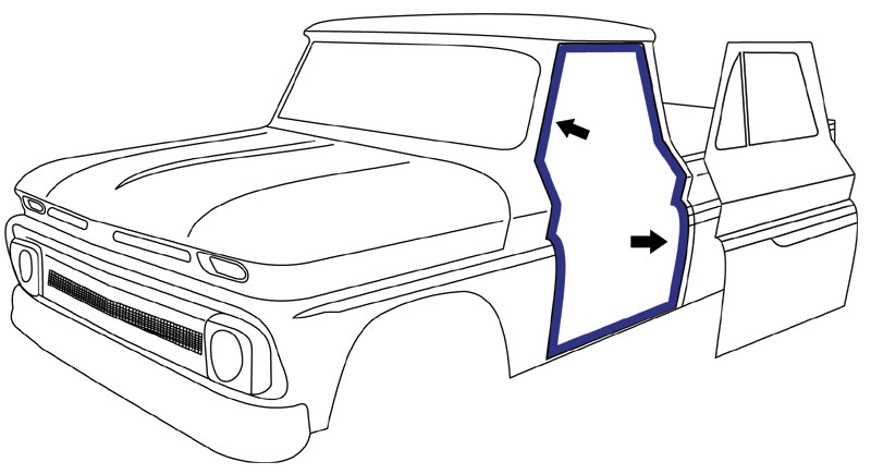 1961 c10 chevy truck