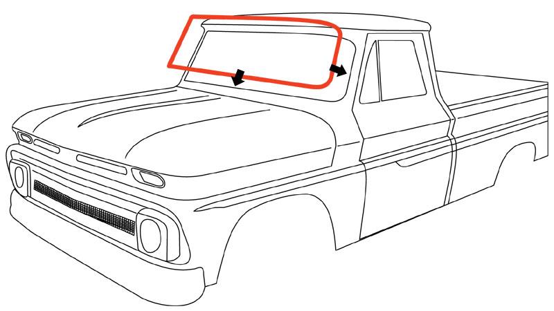 1961 chevy c10 pickup truck
