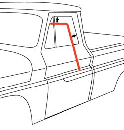 1965 chevy truck ledningsdiagram image details