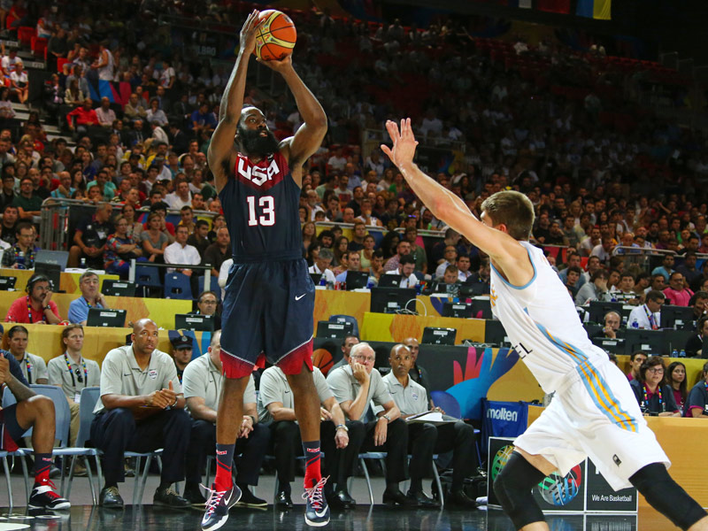 Kyrie Irving Wallpaper Iphone Usa Basketball 3 Ways To Make More 3 Point Shots