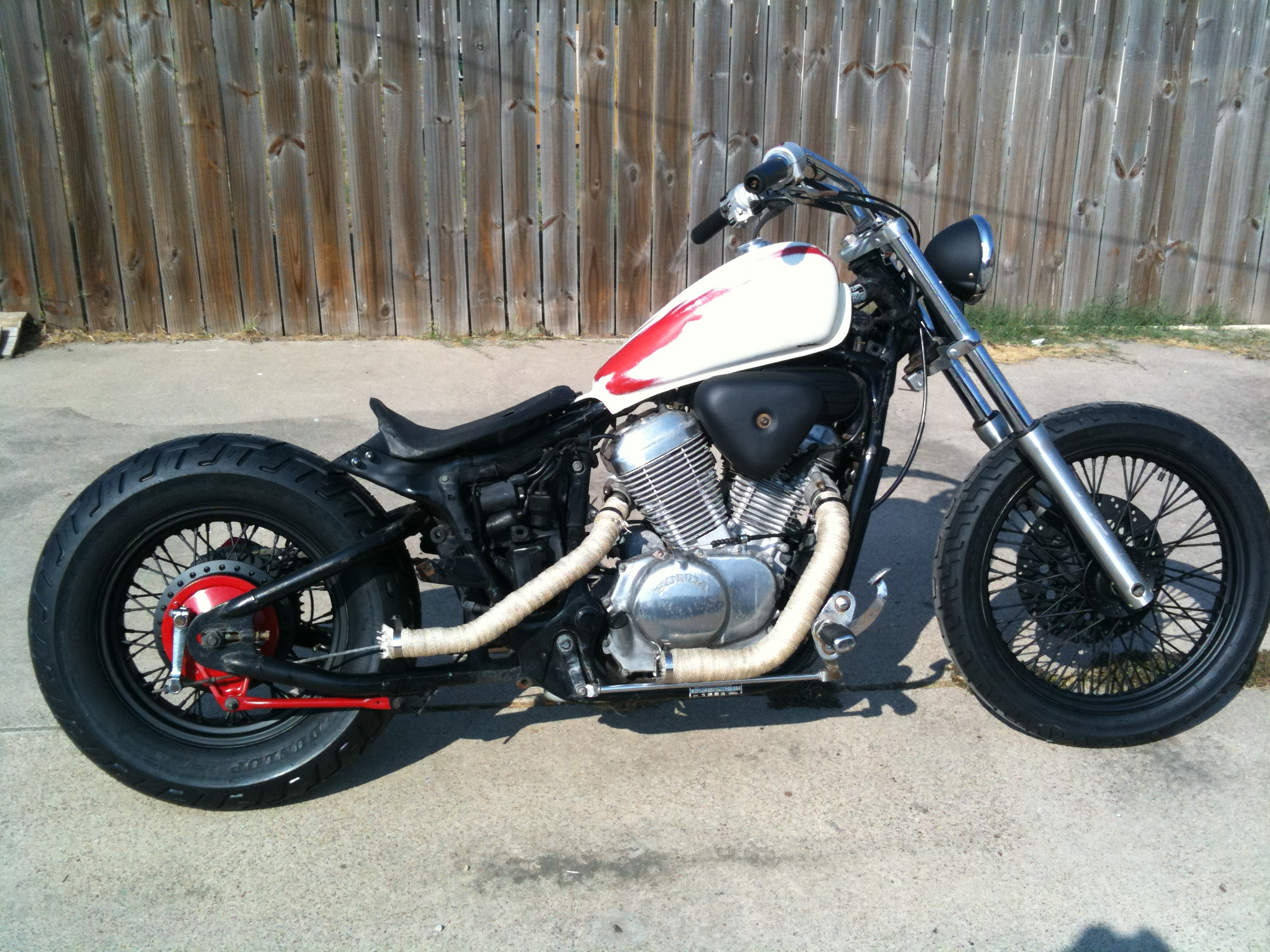 Shadow 600 Bobber Wiring Diagram Diagrams Softail Library 2004