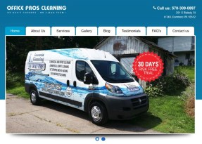 Office Pros Cleaning Pennsylvania