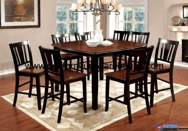 9 piece dover counter height dining set