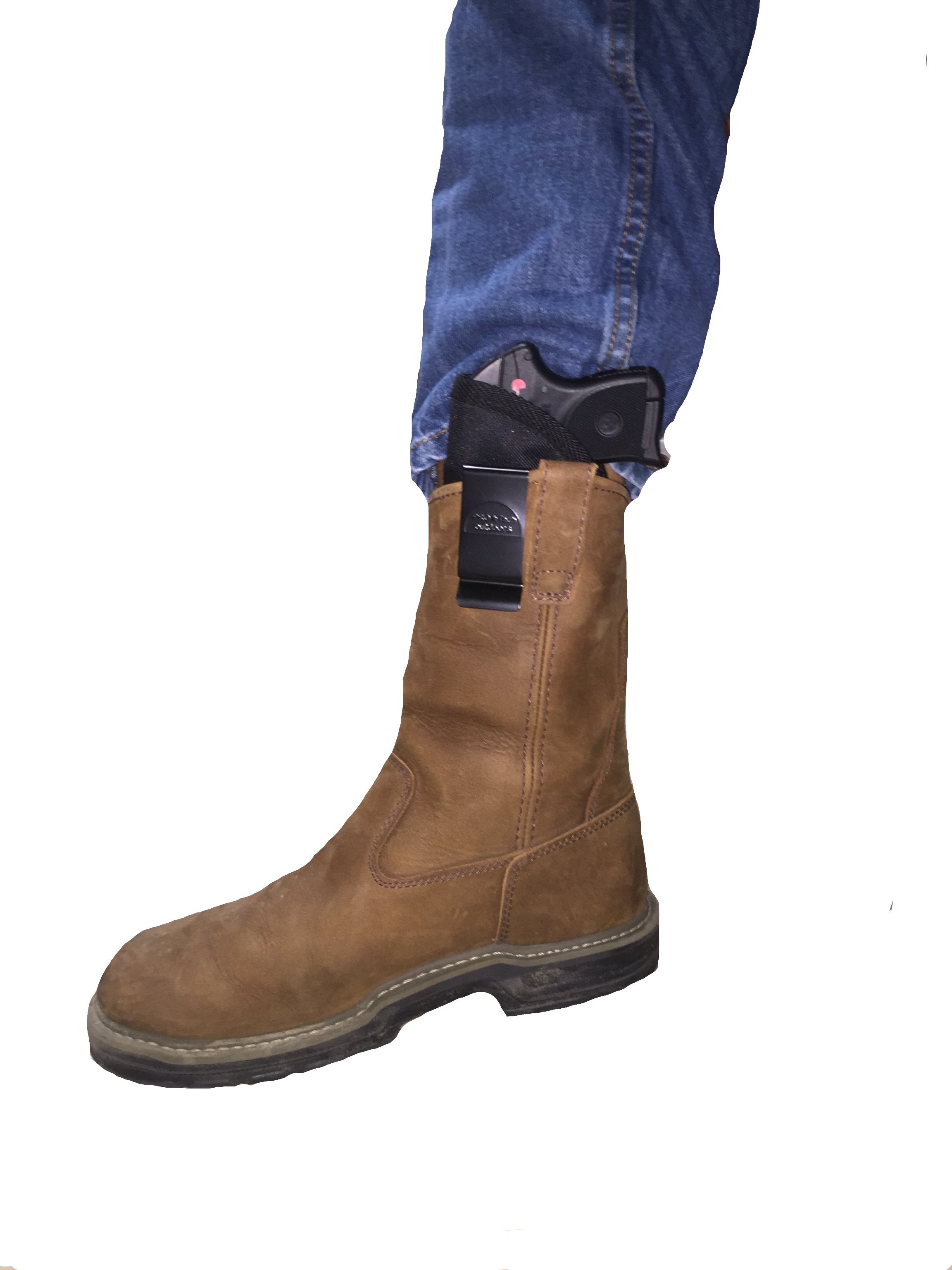 Boot Clip Holster