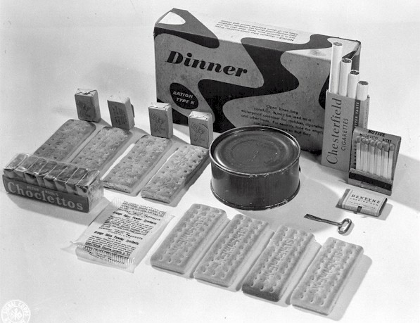 Us Army Rations K Rations