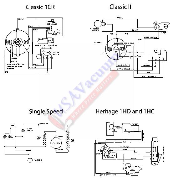 kirby wiring diagram