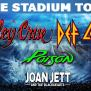 Motley Crue Def Leppard 2020 Tour U S Bank Stadium