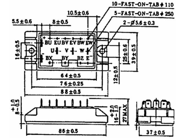 semidrivertm semikron igbt driver electronics powerguru power