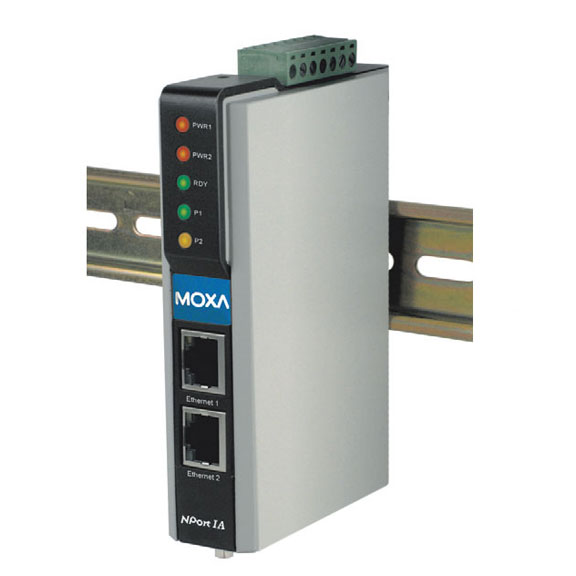 Moxa NPort 5150 Serial Ethernet Converter - Device Server