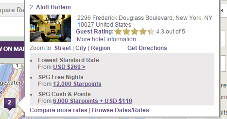 SPG points (Starpoints) user guide