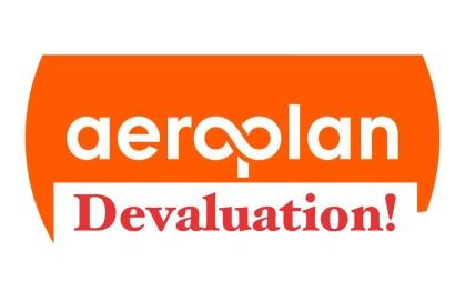 Air Canada mileage devalued, how do we respond?