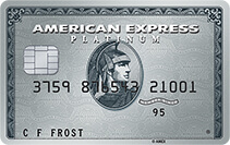 """MR accounts have been unfrozen"" AMEX Platinum--high-end benefits card"
