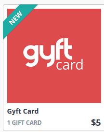 """""""Expired"""" TopCashback+Gyft send"""