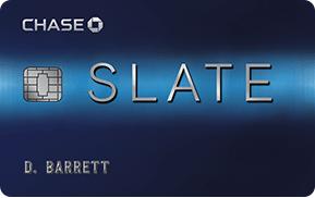 Chase Slate——免费免息贷款