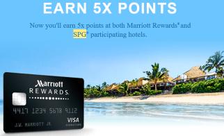 Chase Marriott Premier信用卡——不刷也是好卡【10/19更新:SPG消费5x】