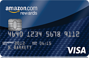 Chase introduced Amazon Rewards credit card