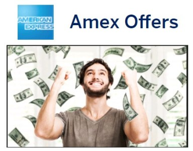 In those years I been AMEX OFFER