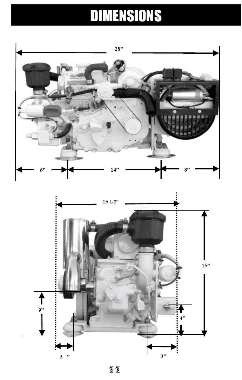 markon generator wiring diagram