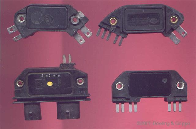 General Motors 7-pin HEI Ignition Control