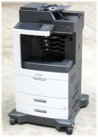 Lexmark MX812de All-in-One FAX Kopierer Scanner ...