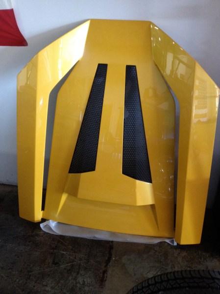 Lamborghini Lp640 Tail Lights