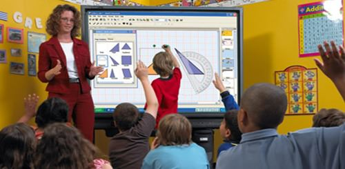 The Advantage of New Technology for Education - Use of Technology