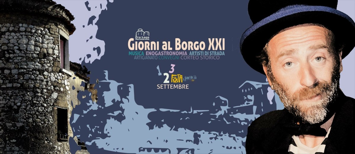 Montesarchio | Giorni al Borgo: ecco il programma.