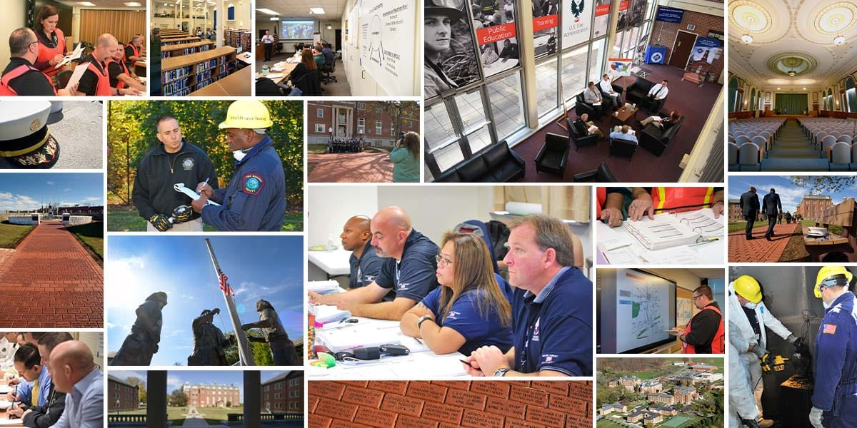 How to apply for National Fire Academy courses - fema application form