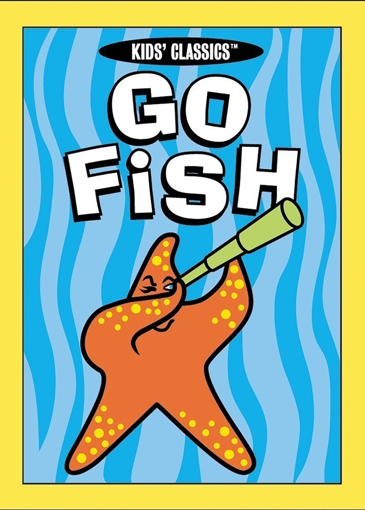 US Games Systems, Inc \u003e Cards  Games \u003e Go Fish Kids\u0027 Classics