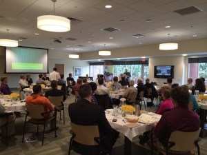 Green Revolving Fund Program at Clark Retirement Community