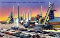 Penny Postcards from Jefferson County, Alabama
