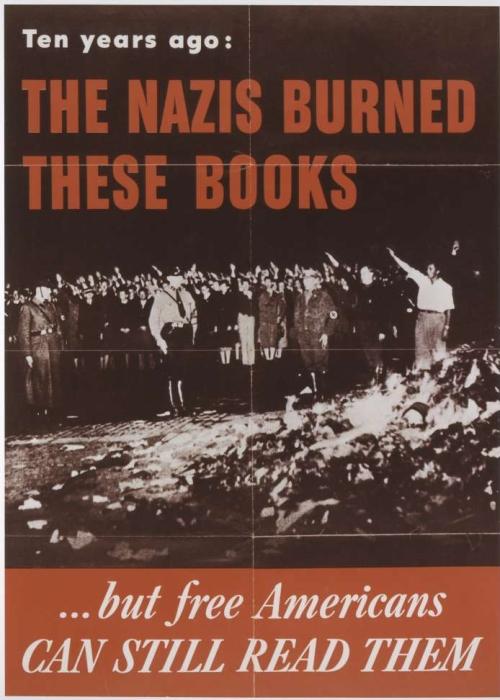 Office of War Information poster \u2014 Media \u2014 United States Holocaust