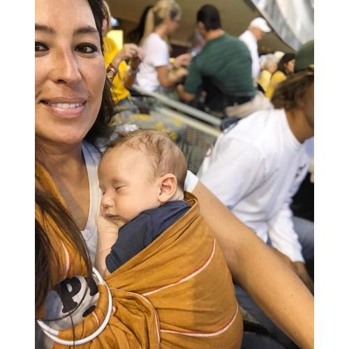 Medium Crop Of Joanna Gaines Baby Name