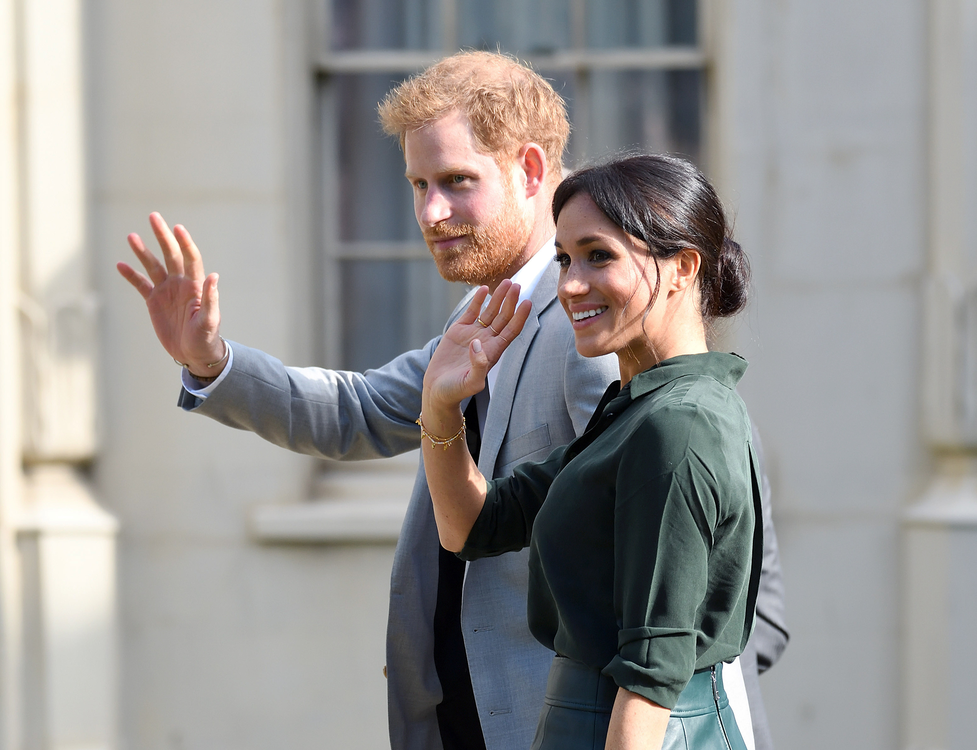 Why Prince Harry and Meghan are banning this on their royal visit to Ireland