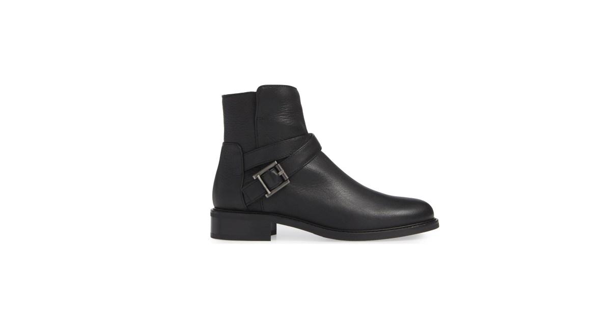 These Waterproof Booties Look Nothing Like Rain Boots