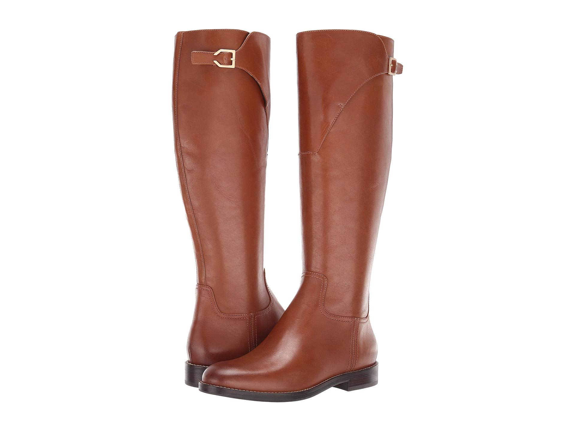 Winter Proof Cole Haan Tall Riding Boots Are On Sale At Zappos