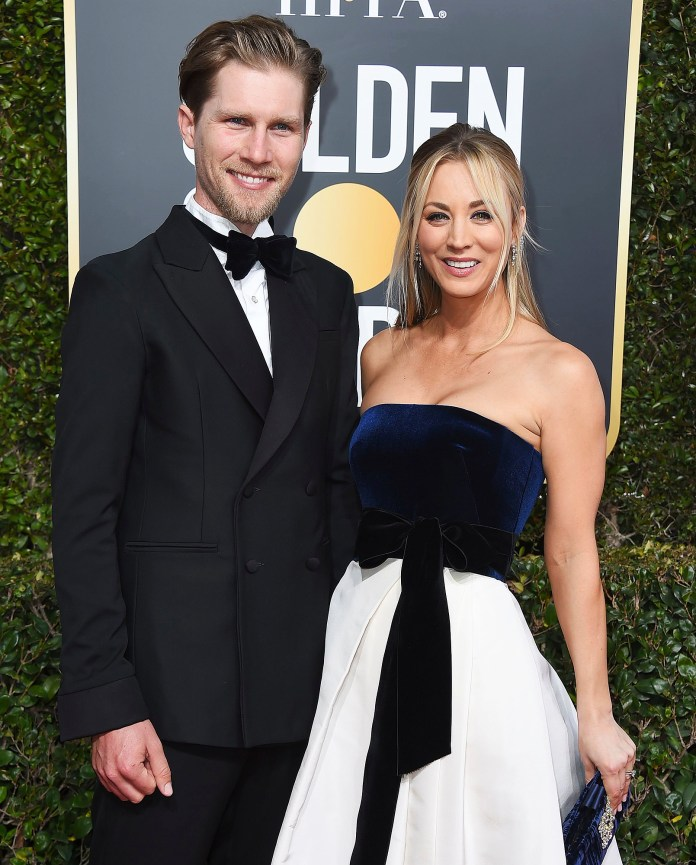 Kaley Cuoco Says Husband Karl Cook Doesn't Feel Emasculated by Her Fame